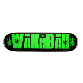 WaKnBaK Shred 20.6 Cm Skateboard Deck