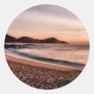 wala new cabo sunset sticker