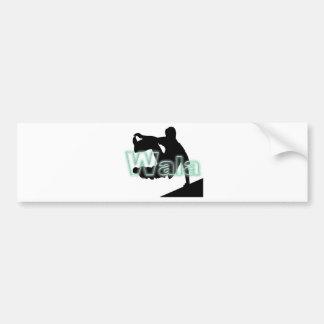 Wala's Brand Bumper Sticker