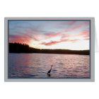 Walden Pond: Heron Card