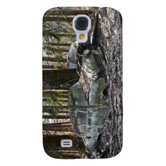 Waldfriedhof Galaxy S4 Cover