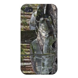 Waldfriedhof iPhone 4 Cases