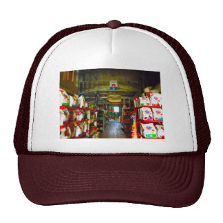 Waldo Grain Company Feed Store Kansas City Trucker Hats