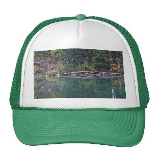 Waldo Lake, Oregon Cap