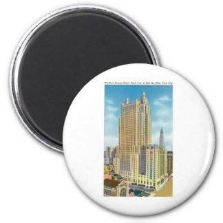 Waldorf Astoria, New York City Magnet