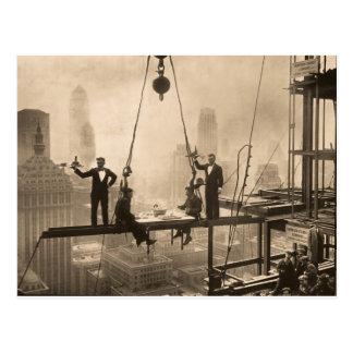 Waldorf Astoria Old Sepia Photo Postcards