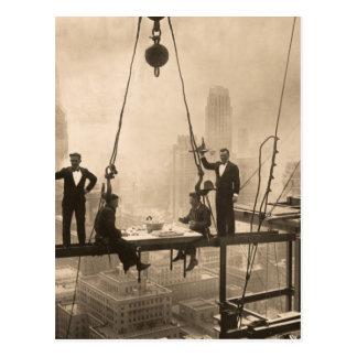 Waldorf Astoria Old Sepia Photo Postcard