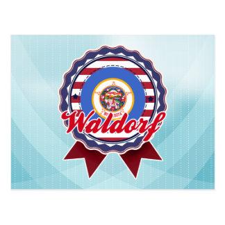 Waldorf, MN Postcard