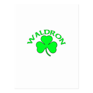 Waldron Post Cards