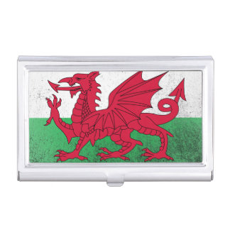 Wales Business Card Holder