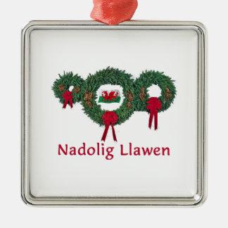 Wales Christmas 2 Christmas Ornament