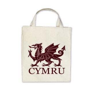Wales CYMRU Tote Bag