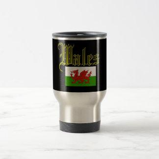 Wales (Cymru ) Travel Mug