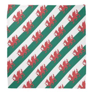 Wales Flag Bandana