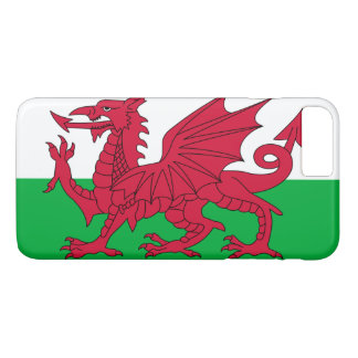 Wales flag iPhone 8 plus/7 plus case