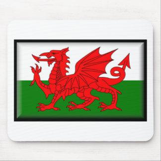 Wales Flag Mousepad