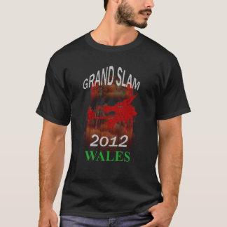 Wales Grand Slam 2012 01 T-Shirt