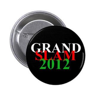 Wales grand slam 2012 badge