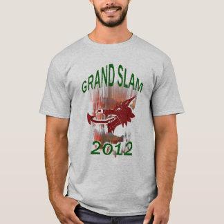 Wales Grand Slam 2012 Green T-Shirt