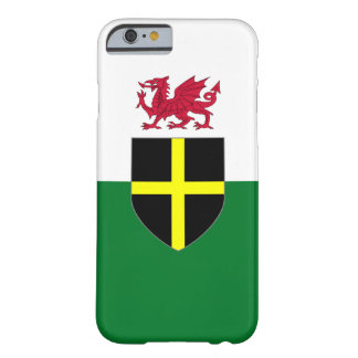Wales iPhone Case - Cross & Dragon