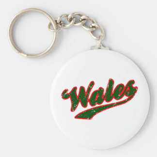 Wales Keychains