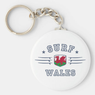 Wales Key Chain