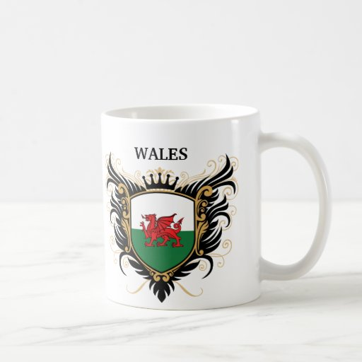 Wales [personalize] mugs