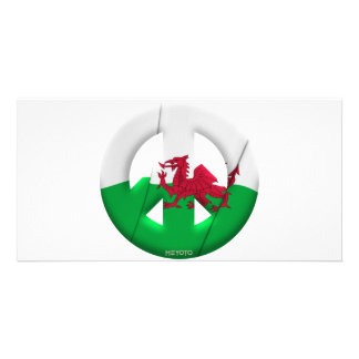 Wales Photo Greeting Card