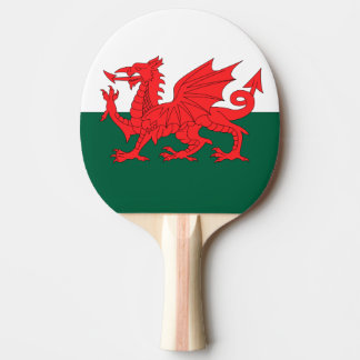 Wales Ping Pong Paddle