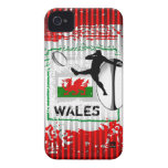 Wales Rugby Blackberry Bold Case
