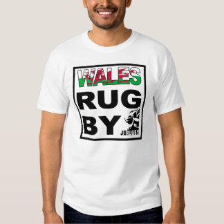 WALES RUGBY (jbrugby) Tshirts