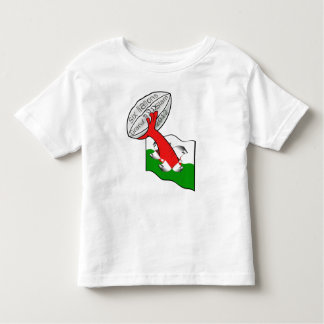 Wales six nations grand slam 2012 tshirt