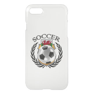 Wales Soccer 2016 Fan Gear iPhone 7 Case