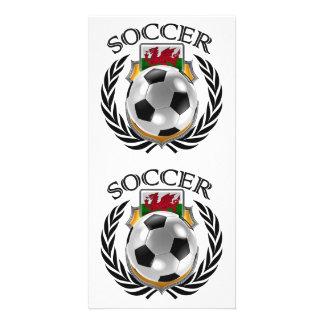 Wales Soccer 2016 Fan Gear Picture Card