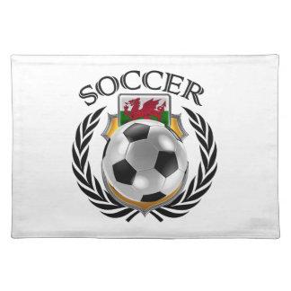 Wales Soccer 2016 Fan Gear Placemat