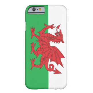 Wales Welsh Dragon iPhone 6 case