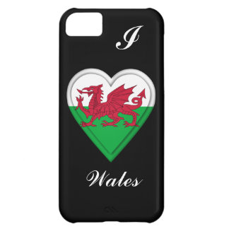 Wales Welsh flag cymru dragon iPhone 5C Case