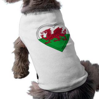 Wales Welsh flag cymru dragon Shirt