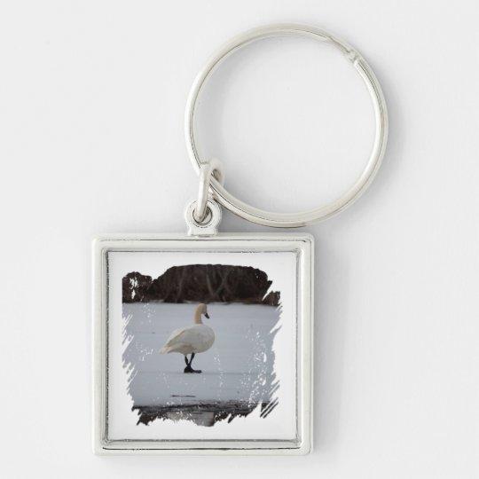 Walk Away Key Ring