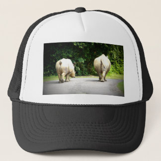 Walk Away Trucker Hat