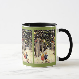 Walk Down Christmas Memory Lane Mug