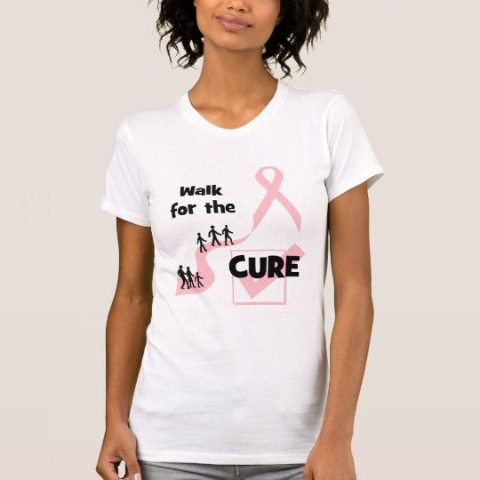 Walk for the Cure Layered Top