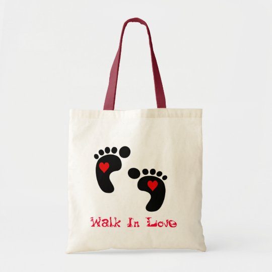 WALK IN LOVE TOTE