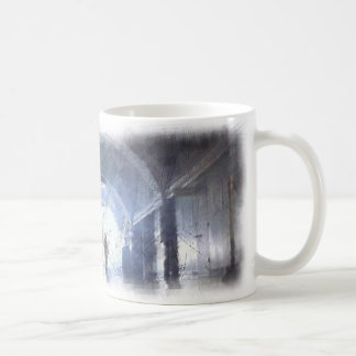 Walk in the Light Basic White Mug