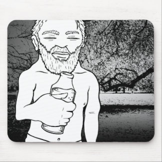 walk in the park mouse pad