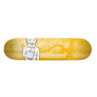 walk in the park skate board decks