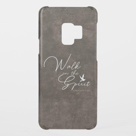 When my Heart is Overwhelmed Bible Verse Samsung S10 Case