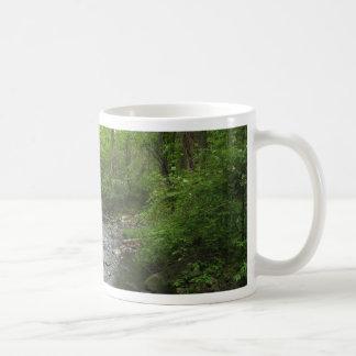 Walk in the Woods Basic White Mug