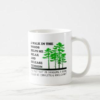 Walk in the Woods Funny Mug