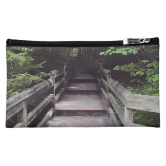 walk into the woods cosmetic bag